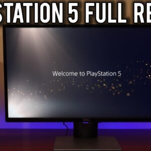 Four Days Later - Is the PlayStation PS5 REALLY worth $499 ? | MVG