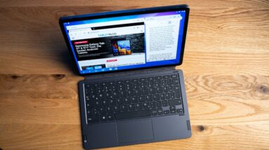 Lenovo Tab P11 Pro Keyboard Cover Review
