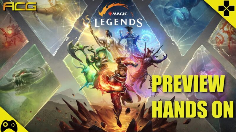Magic: Legends Preview - Better than Expected