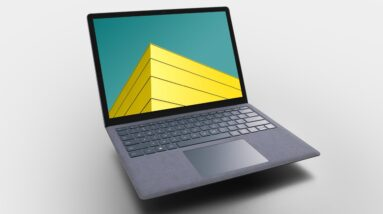 The NEW Surface Laptop - M1 MacBook Competition!