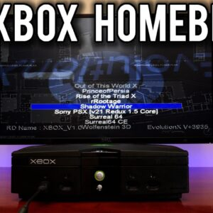 The Original XBOX is still AWESOME in 2021 | MVG