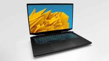 The Prometheus Gaming Laptop